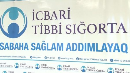 İcbari tibbi sığorta üzrə xidmətlərin sayı təkmilləşdiriləcək - RƏSMİ