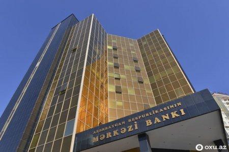 Mərkəzi Bank uçot dərəcəsi ilə bağlı qərar verdi