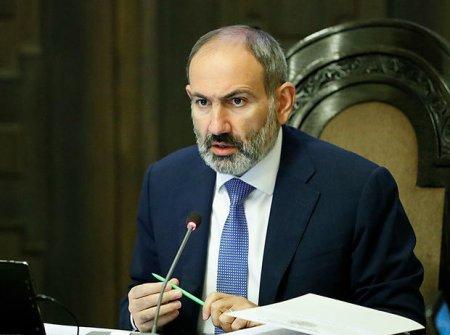 """Paşinyan: """"Qarabağ Azərbaycanın ərazisidir"""""""
