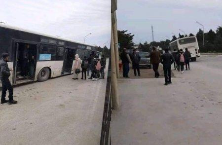 """Türkanlıların avtobus problemi: """"Axşam saatlarında sakinlər taksilərə möhtac qalır"""""""