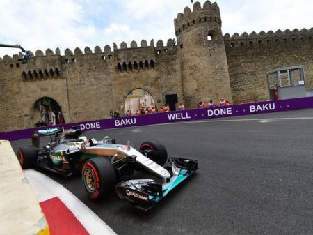 """KİV: Bakıdakı """"Formula-2"""" yarışının vaxtı açıqlandı"""