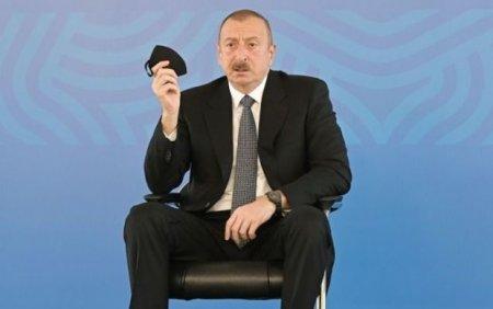 """İlham Əliyev: """"Prezident bunu edirsə, başqası niyə edə bilməz?"""""""