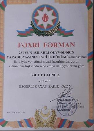 Şəhid general mayorumuz Polad Həşimov orduda qulluq etdiyi müddətdə onunla bağlı çox xatirələr , maraqlı faktlar vardır