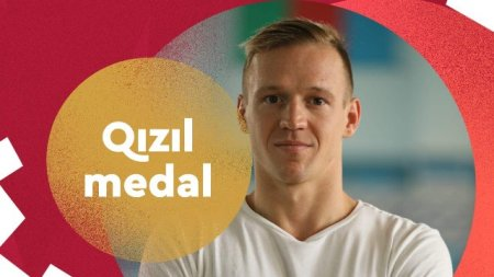 Azərbaycan Tokio-2020-də 10-cu qızıl medalını qazandı